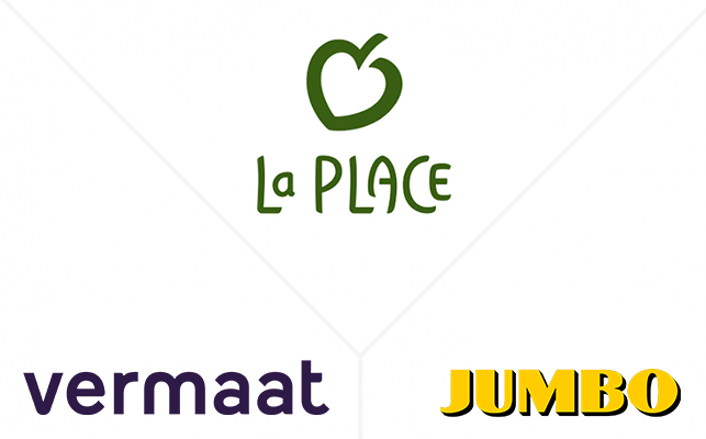 Strategic co-operation between Jumbo's restaurant chain La Place and Vermaat